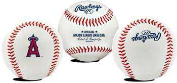 Los Angeles Angels  Rawlings Team Logo Baseball