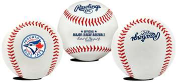Toronto Bluejays  Rawlings Team Logo Baseball