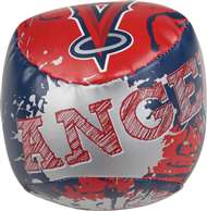 Los Angeles Angels Quick Toss 4 inch Softee Baseball