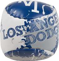 Los Angeles Dodgers Quick Toss 4 inch Softee Baseball