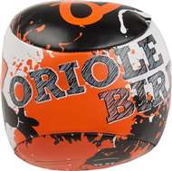 Baltimore Orioles Quick Toss 4 inch Softee Baseball