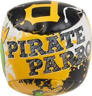 Pittsburgh Pirates Quick Toss 4 inch Softee Baseball
