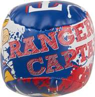 Texas Rangers Quick Toss 4 inch Softee Baseball