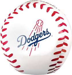 Los Angeles Dodgers Jumbo 8 inch Softee Baseball