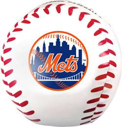 New York Mets Jumbo 8 inch Softee Baseball