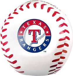 MLB Texas Rangers Big Boy Softee Baseball