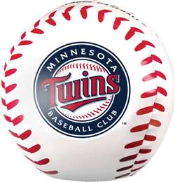 MLB Minnesota Twins Big Boy Softee Baseball
