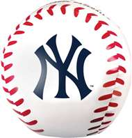 MLB New York Yankees Big Boy Softee Baseball