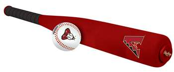 MLB Arizona Diamondbacks Foam Bat & Ball Set