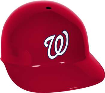 MLB Washington Nationals Full Size Replica Helmets