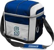 Seattle Mariners  24 Can Cooler - Coleman - Soft Side