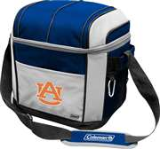 Auburn University Tigers 24 Can Cooler - Coleman NCAA