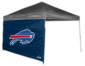 Buffalo Bills 10 X 10 Straight Leg Shelter Wall for Coleman