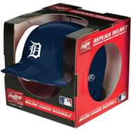 Detroit Tigers  Replica Mini Autograph Batting Helmet with Stand