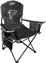 Atlanta Falcons Cooler Quad Folding Chair
