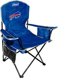 Buffalo Bills Cooler Quad Folding Chair