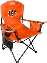 Cincinnati Bengals Cooler Quad Folding Chair