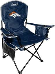 Denver Broncos Cooler Quad Folding Chair