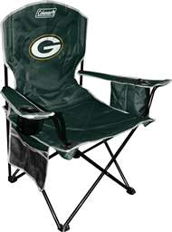 Green Bay Packers Cooler Quad Folding Chair