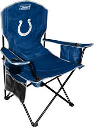 Indianapolis Colts Cooler Quad Folding Chair