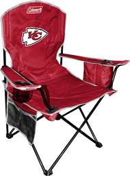 Kansas City Chiefs Cooler Quad Chair