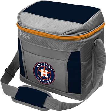 Houston Astros  16 Can Cooler with Ice - Coleman