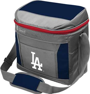 Los Angeles Dodgers  16 Can Cooler with Ice - Coleman