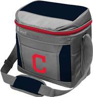Cleveland Indians  16 Can Cooler with Ice - Coleman