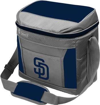 San Diego Padres  16 Can Cooler with Ice - Coleman