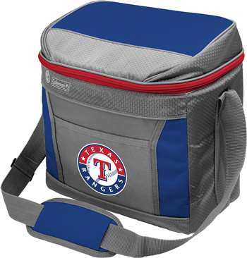 Texas Rangers  16 Can Cooler with Ice - Coleman
