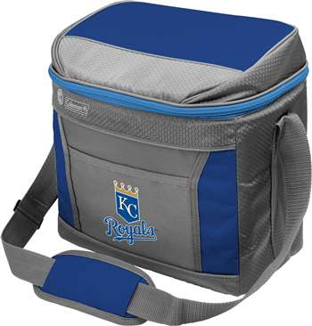Kansas City Royals  16 Can Cooler with Ice - Coleman