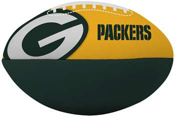 Green Bay Packers Big Boy Softee Football