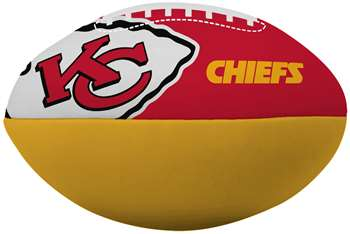NFL Kansas City Chiefs Big Boy Softee Football 8 inch Ball