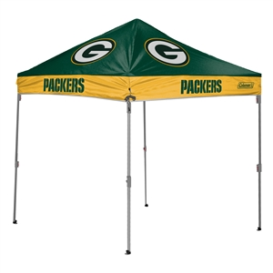Green Bay Packers 10 X 10 Canopy Tailgate Tent
