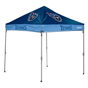 Tennessee Titans 10 X 10 Canopy Tailgate Tent