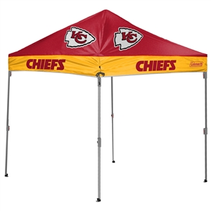 Kansas City Chiefs 10 X 10 Canopy Tailgate Tent