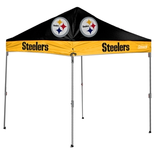 Pittsburgh Steelers 10 X 10 Canopy Tailgate Tent