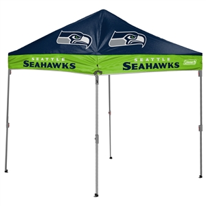 Seattle Seahawks 10 X 10 Canopy Tailgate Tent