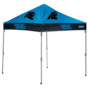 Carolina Panthers 10 X 10 Canopy Tailgate Tent