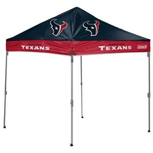 Houston Texans 10 X 10 Canopy Tailgate Tent