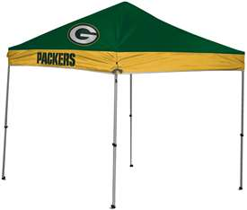 Green Bay Packers 9 X 9 Canopy Tailgate Tent