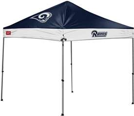 Los Angeles Rams 9 X 9 Canopy Tailgate Tent