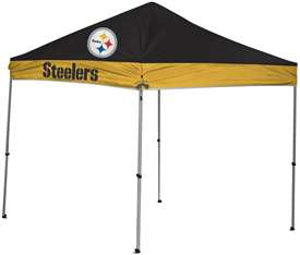 Pittsburgh Steelers 9 X 9 Canopy Tailgate Tent