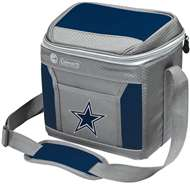 Dallas Cowboys 9 Can Cooler with Ice