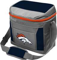 Denver Broncos 9 Can Cooler with Ice