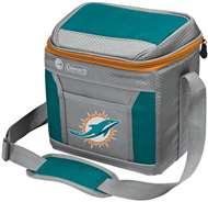 Miami Dolphins 9 Can Cooler with Ice