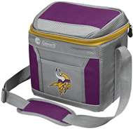 Minnesota Vikings 9 Can Cooler with Ice