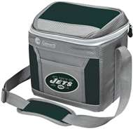 New York Jets 9 Can Cooler with Ice