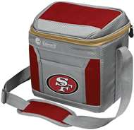 San Francisco 49ers 9 Can Cooler with Ice