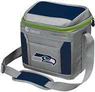 Seattle Seahawks 9 Can Cooler with Ice